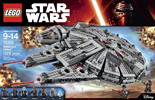 LEGO-Star-Wars-Millennium-Falcon-75105-Building-Kit