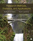 img - for Research Methods, Statistics, and Applications book / textbook / text book