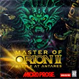 Atari Master Of Orion 2: Battle At Antares (Jewel Case)
