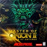 Atari Master Of Orion 2: Battle At An...