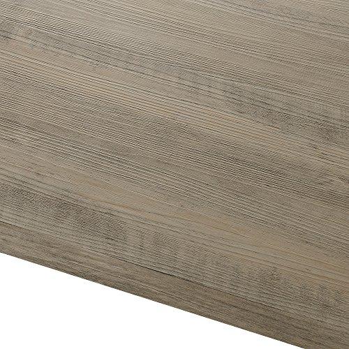 neu.holz [neu.haus] Vinyl-Laminat Sparpaket (4m²) Selbstklebend Eiche - hell (28 Dekor Dielen = 3,92 qm) Design Bodenbelag / gefühlsecht / strukturiert