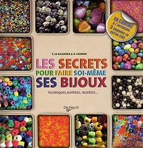 Accessoires livres recherche d taill e nos rubriques - Comment faire ses bijoux ...