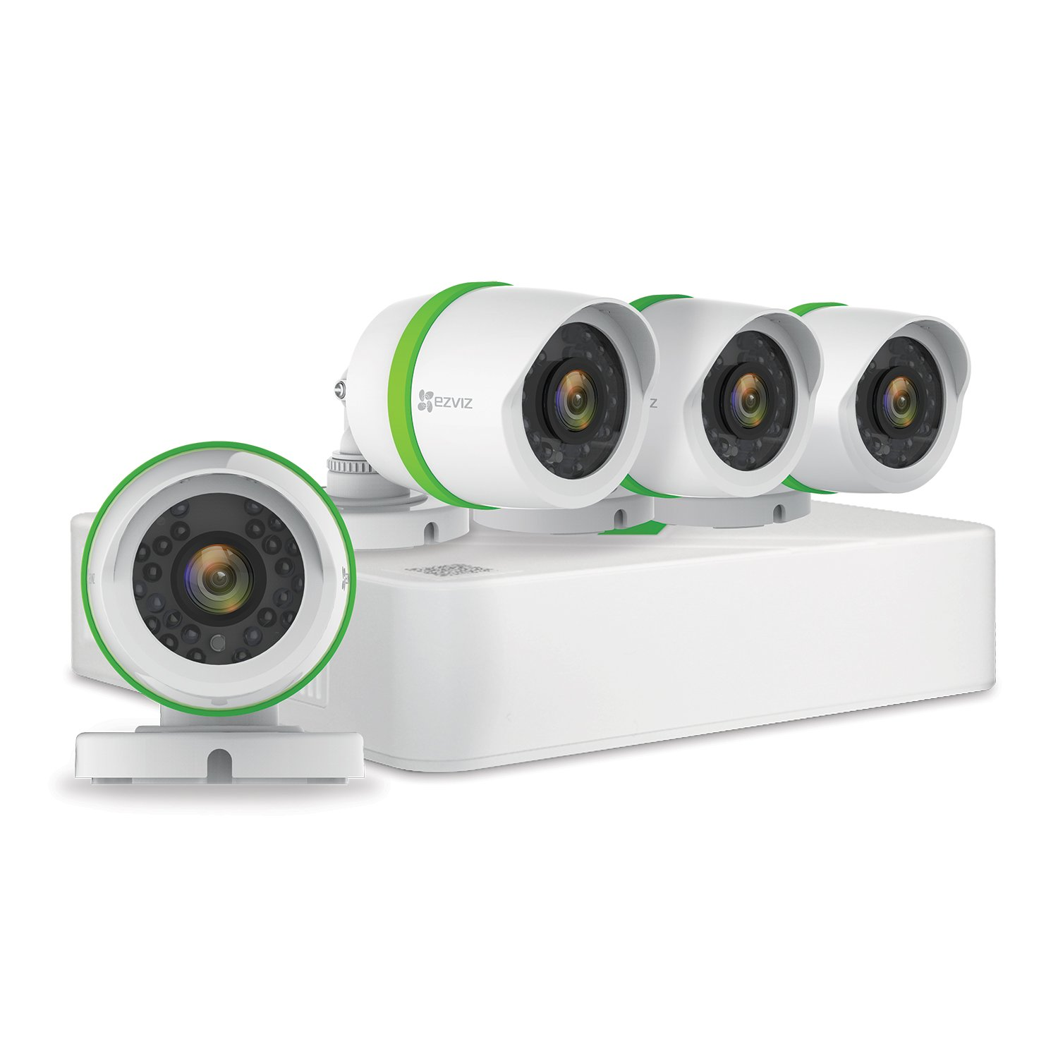 Best surveillance cameras for home - EZVIZ Smart Home Security Camera System