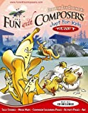 img - for Fun with Composers - Just for Kids Volume 2 (Pre K- Gr.3) book / textbook / text book
