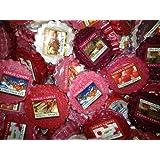 Yankee Candles® - Pack de 10 Bougies Parfumées en Cire sans Mèche - Design Tartelettes - Senteur Festive
