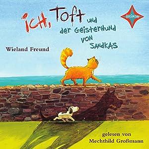 Ich, Toft und der Geisterhund von Sandkas Hörbuch