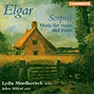 Elgar: Sospiri - Music for Violin and Piano