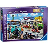 Ravensburger Happy Days Brighton Puzzle (1000-Piece)