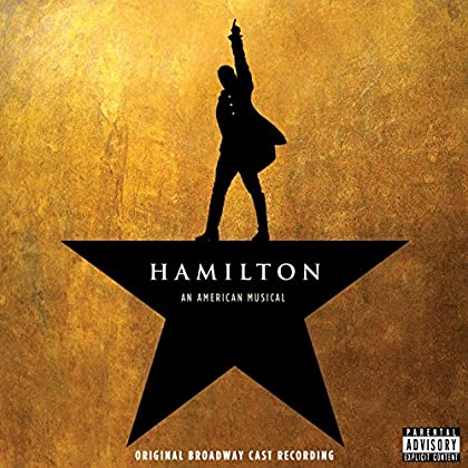 Various artists - The Hamilton Original Broadway Cast Recording