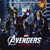 NEW Avengers Assemble - Soundtrack (CD)