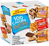 100 Calorie Right Bites Variety Snack Pack, 30-Count Pouches