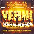 Yeah! Bonus CD With Backstage Interviews