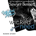 Wicked Need: The Wicked Horse, Book 3   Sawyer Bennett