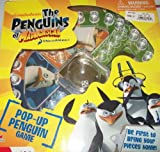 61POYmbo%2BKL. SL160  nickelodeon THE PENGUINS OF MADAGACAR POP UP PENGUIN GAME