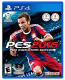 Pro Evolution Soccer 2015 – PlayStation 4