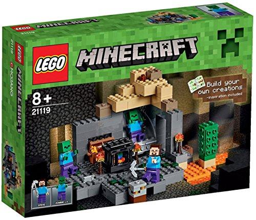 Lego-Minecraft-The-Dungeon