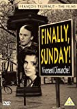 Finally, Sunday!: (Vivement Dimanche!) [DVD] [1983]