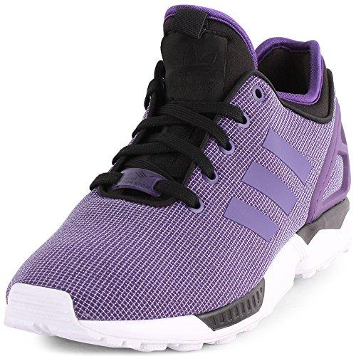 Adidas Zx Flux Nps Mens Textile Trainers Purple 9.5 Us