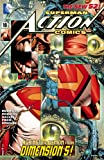 img - for Action Comics (2011- ) #18 book / textbook / text book