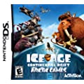Ice Age: Continental Drift, Arctic Games - Nintendo DS Standard Edition