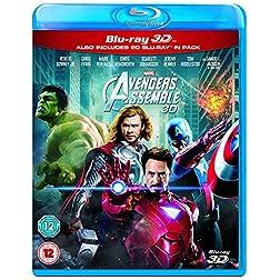 Marvel Avengers Assemble [Blu-ray]