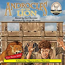 Androcles and the Lion: Sommer-Time Story Classics, Book 1 (       UNABRIDGED) by Carl Sommer Narrated by Carl Sommer