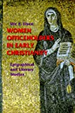 img - for Women Officeholders in Early Christianity: Epigraphical and Literary Studies (Theology) book / textbook / text book