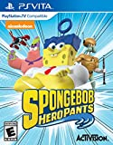 Spongebob Hero Pants The Game 2015 - PlayStation Vita