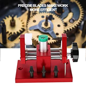 Back Case Opener, Workbench Remover Snap On Watch Back Case Cover Opener Watchmaker Profession Repair Tool 07115