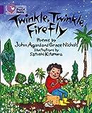 Twinkle, Twinkle, Firefly: Band 8/ Purple (Collins Big Cat) (000747475X) by Agard, John