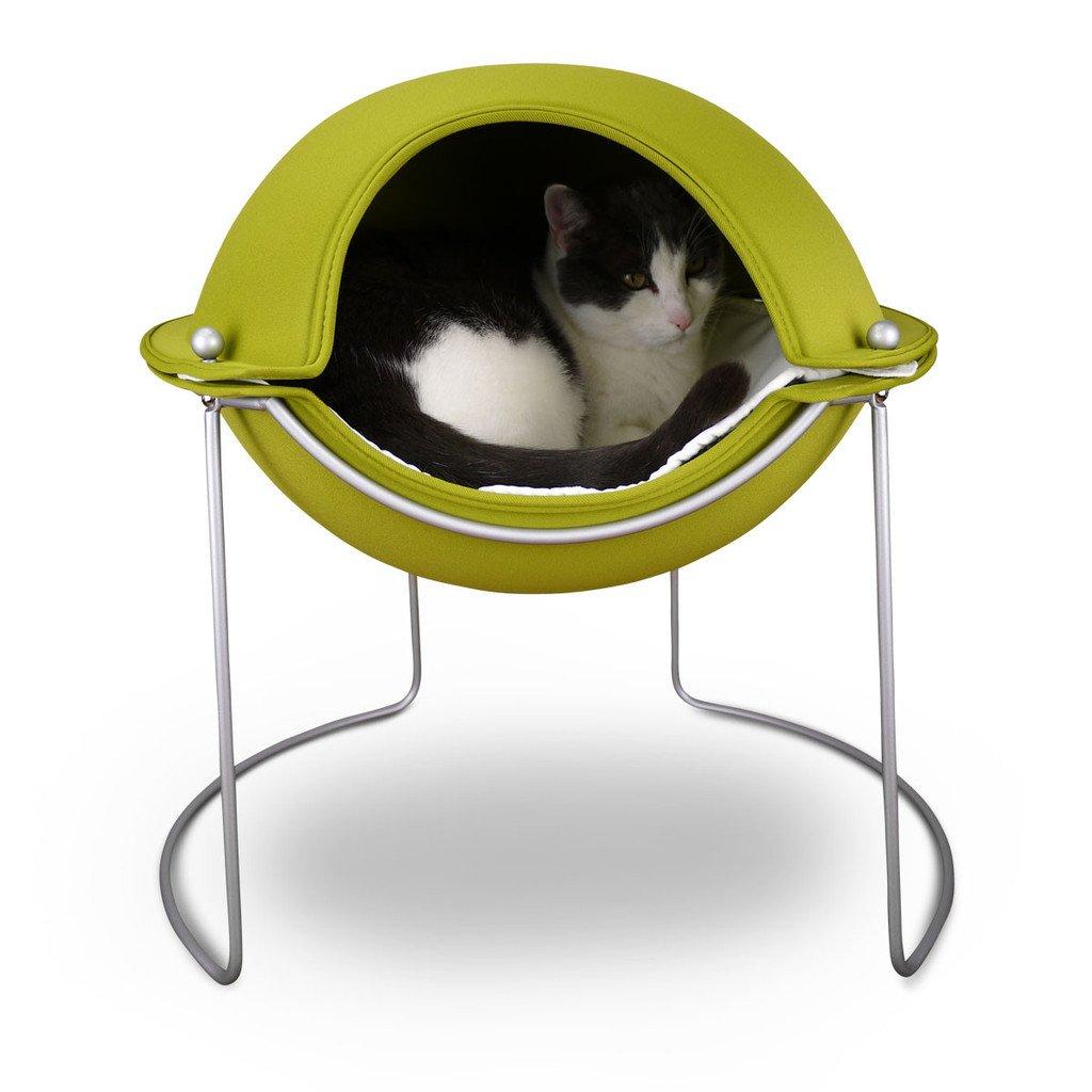 Hepper Pod Cat Bed - Green