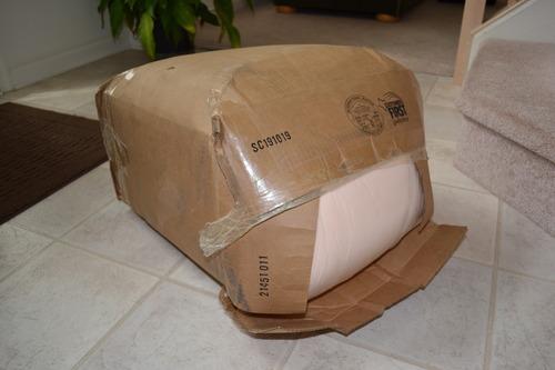 Amazon Com Queen Size 4 Inch Thick 5 Pound Density Visco