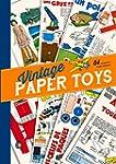 Vintage Paper Toys: 64 French Models...