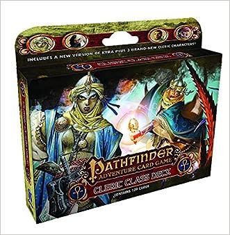 Pathfinder Adventure Card Game: Cleric Class Deck (Pathfinder Adventure Deck)