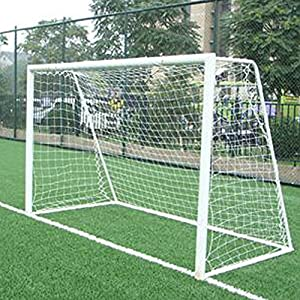 YSTD New Football Soccer Goal Post Nets For Sports Training Practice Outdoor Match (4 x 5FT)
