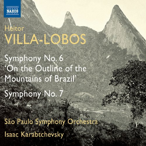 Buy Villa-Lobos: Symphonies Nos 6 & 7 From amazon
