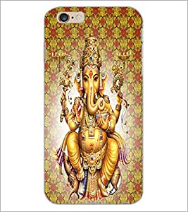 PrintDhaba Sunset D-4729 Back Case Cover for APPLE IPHONE 6 (Multi-Coloured)