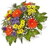 """Blumenstrauß Blumenversand """"Danke schön...!"""" +Gratis Grußkarte+Wunschtermin+Frischhaltemittel+Geschenkverpackung"""