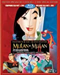 Mulan - 2-Movie Collection Blu-ray Co...