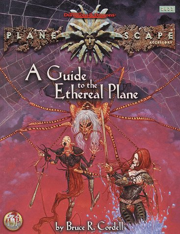 A Guide to the Ethereal Plane (AD&D Planescape)