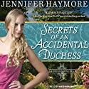Secrets of an Accidental Duchess: Donovan Series # 2