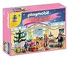 PLAYMOBIL Christmas Room with Illuminating Tree Advent Calendar Building Kit