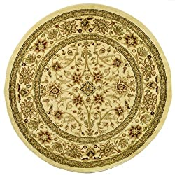 Safavieh Lyndhurst LNH212L Ivory Rug 5' 3&quot; Round