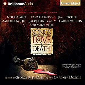Songs of Love and Death Audiobook