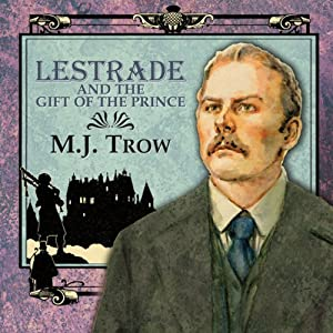 Lestrade and the Gift of the Prince Audiobook