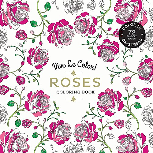 vive-le-color-roses-adult-col-colouring-books