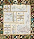 Crabapple Hill Hook Line & Sinker Quilt Pattern