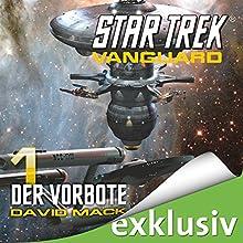 Star Trek. Der Vorbote (Vanguard 1) Hörbuch von David Mack Gesprochen von: Dietmar Wunder