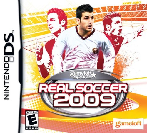 Real Soccer 2009 - Nintendo DS - 1