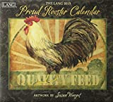 The Lang Proud Rooster Calendar